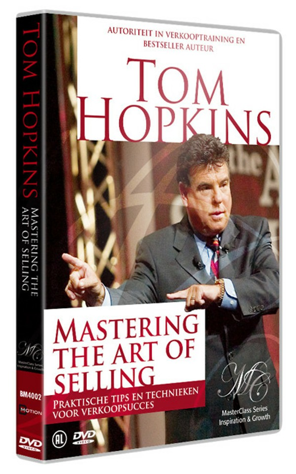 Masterclass Tom Hopkins - Mastering the art of Selling