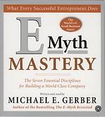 E-Myth Mastery, (5 audio-cd's)