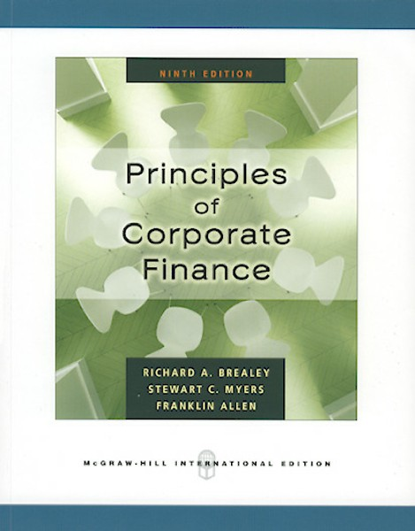 principles of corporate finance 1-16 of over 7,000 results for principles of corporate finance corporate finance: principles and practice 4 may 2016 corporate finance: principles and practice.