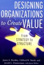 Designing Organizations to Create Value