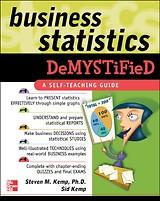 Kaft van e-book Business Statistics Demystified