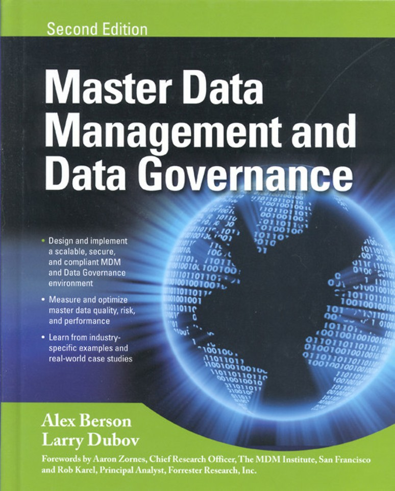 Master Data Management and Data Governance
