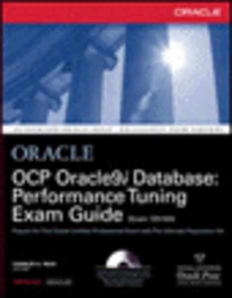 ocp oracle9i database performance tuning exam guide charles pack pdf