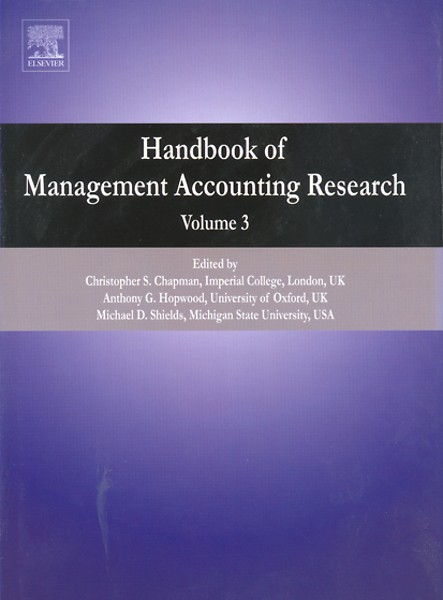 management accounting research Read summaries of recent academic studies on management accounting topics such as the balanced scorecard, executive pay, performance reviews, and managing creativity.