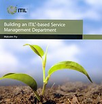 Building an ITIL-based Service Management Department