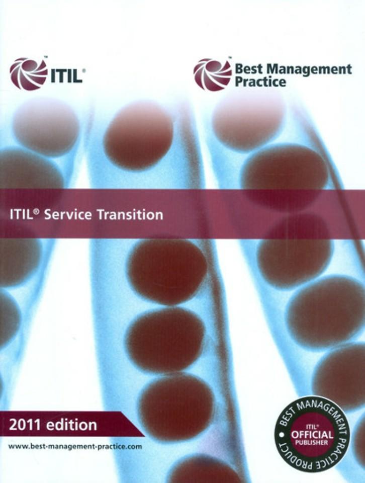 ITIL Service Transition - 2011 Edition