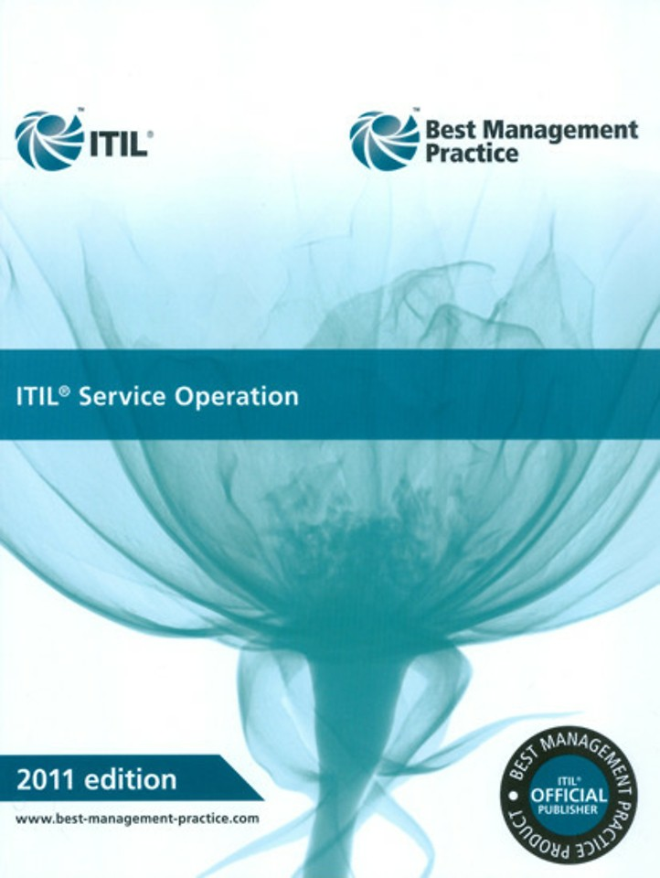 ITIL Service Operation - 2011 Edition
