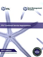 ITIL Continual Service Improvement - 2011 Edition