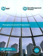 Managing Successful Programmes (2011 edition)