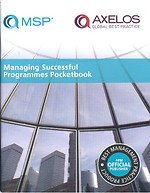 Managing Successful Programmes Pocketbook