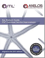 Key element guide ITIL continual service improvement [pack of 10]
