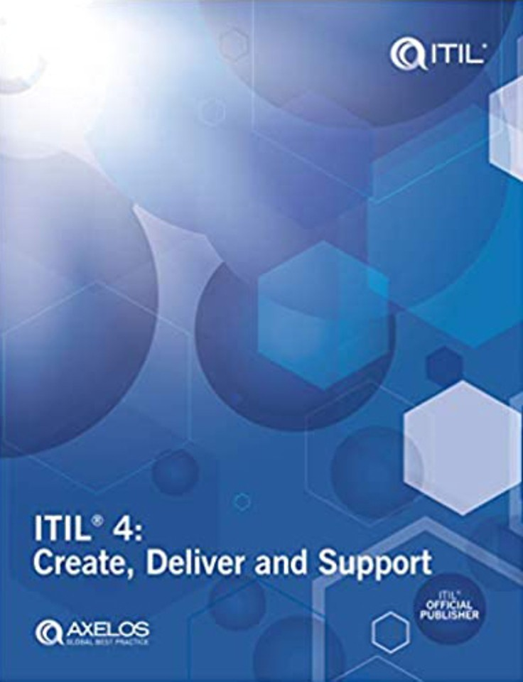 ITIL® 4 Create, Deliver and Support