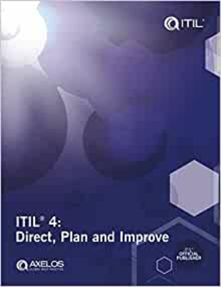 ITIL® 4 Direct, Plan and Improve