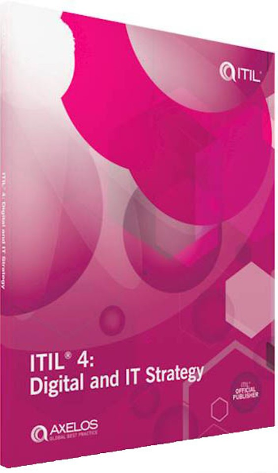 ITIL 4 Digital and IT strategy