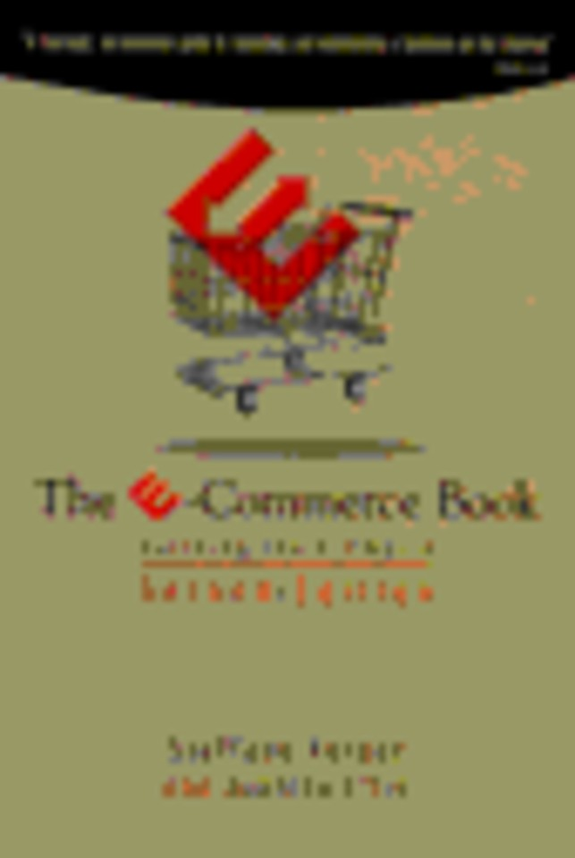 The E-commerce Book