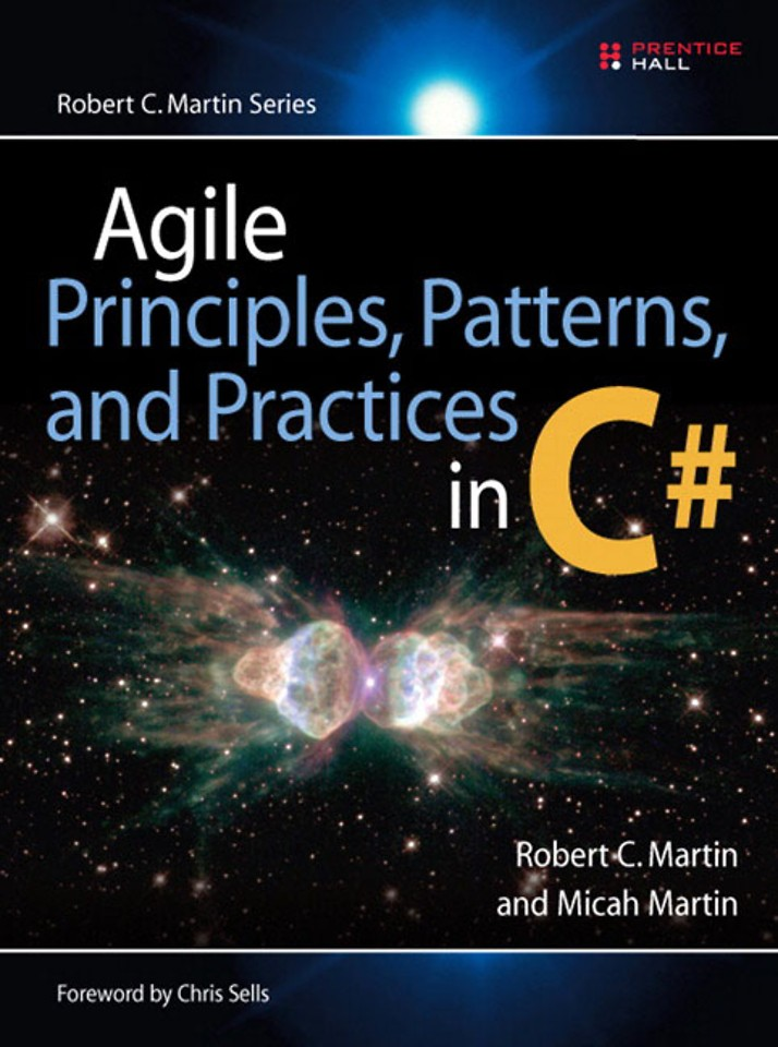 Agile Principles, Patterns, and Practices in C# (1e druk 2006)