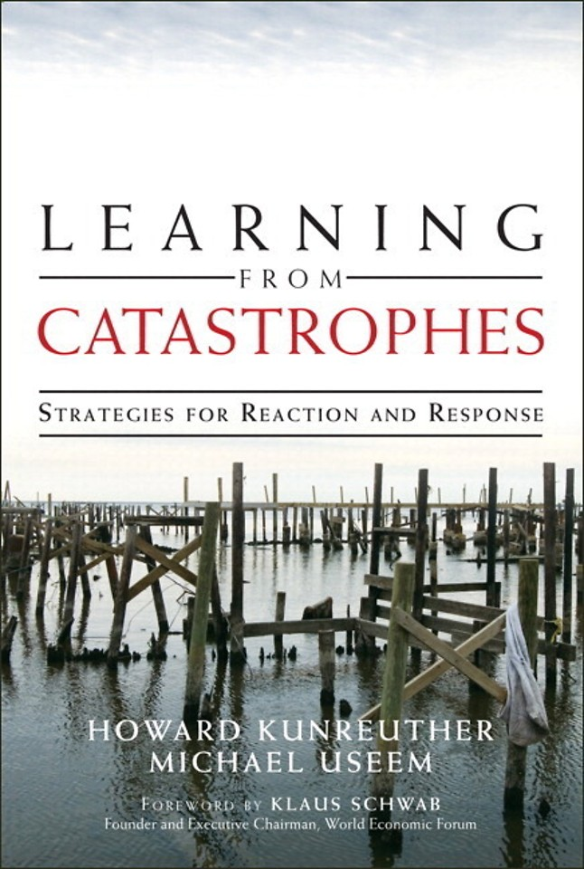 Learning from Catastrophes
