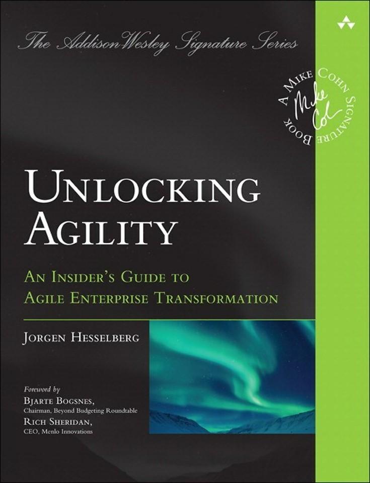 Unlocking Agility