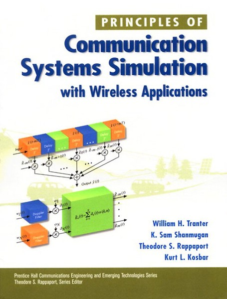 Principles of Communication Systems Simulation with Wireless Application  (Engels)