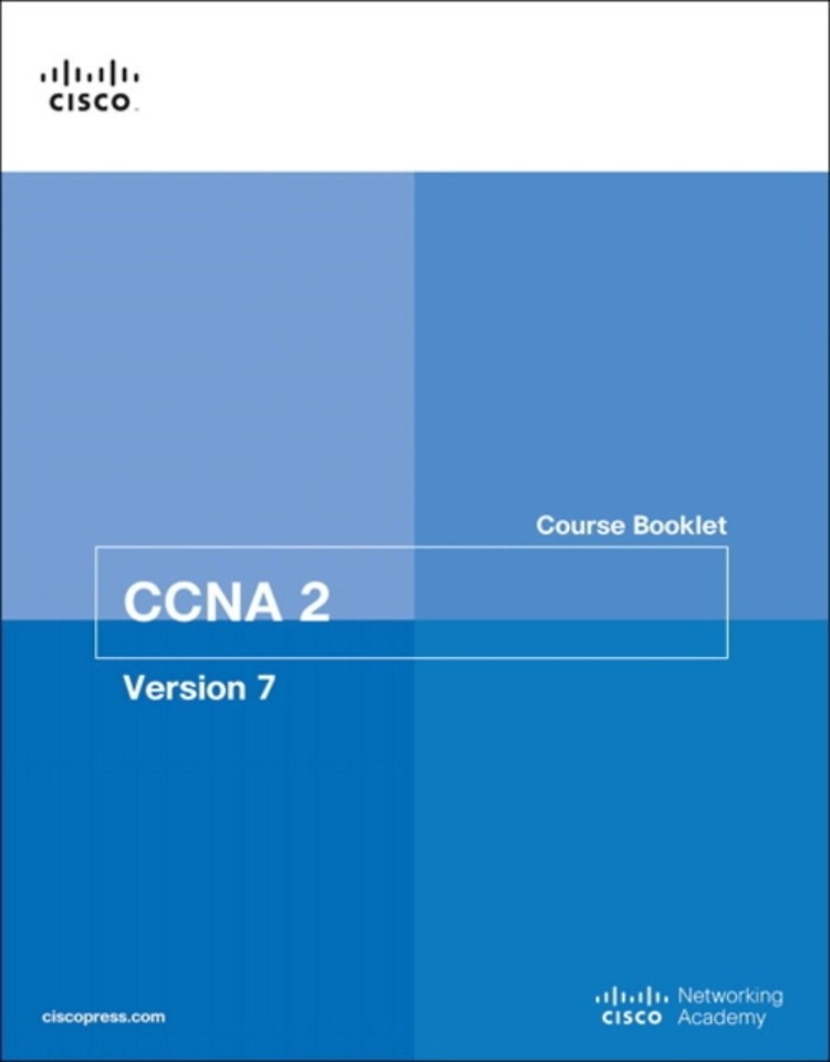 CCNA 2 version 7 - Course Booklet