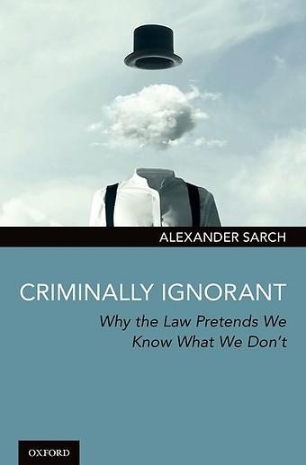 Criminally Ignorant