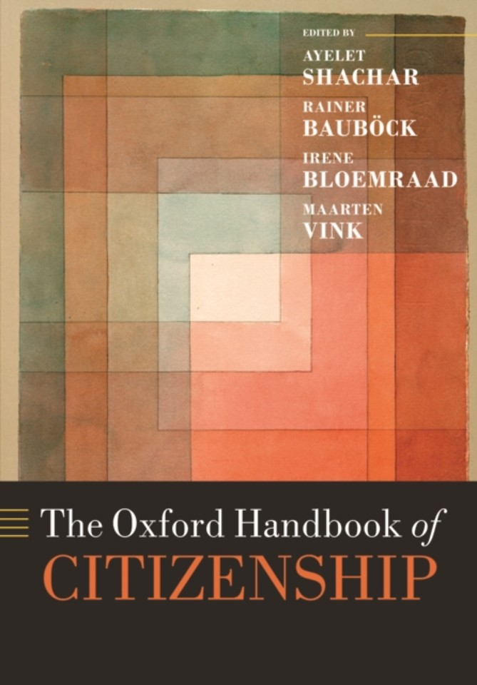 Oxford Handbook of Citizenship