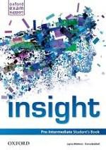 Insight: Pre Intermediate Student Book
