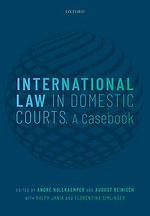 International Law in Domestic Courts