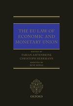 EU Law of Economic and Monetary Union