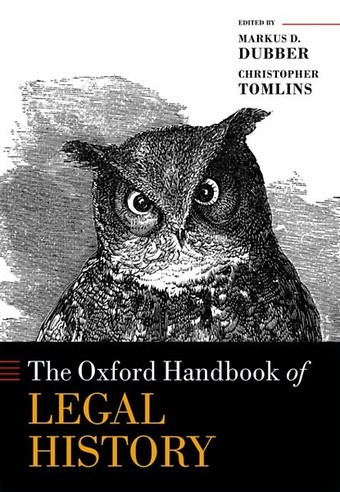 The Oxford Handbook of Legal History