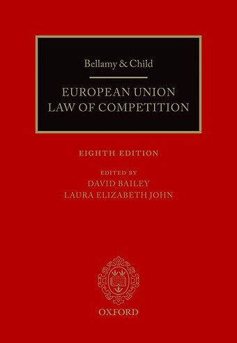 Bellamy & Child - European Union Law of Competition