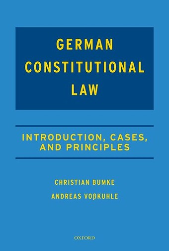 German Constitutional Law