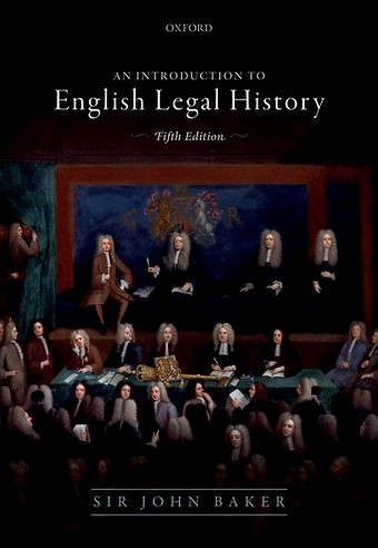 Introduction to English Legal History