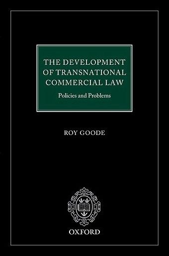 The Development of Transnational Law