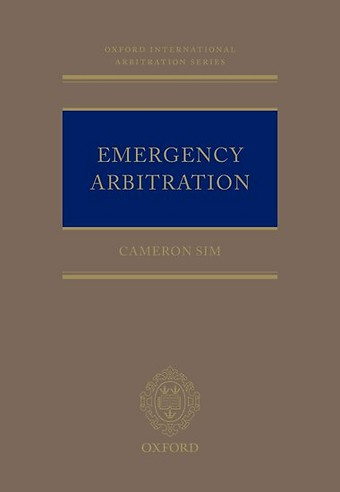 Emergency Arbitration