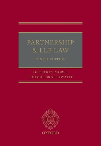 Partnership and LLP Law