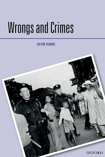 Wrongs and Crimes