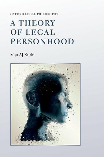 A Theory of Legal Personhood
