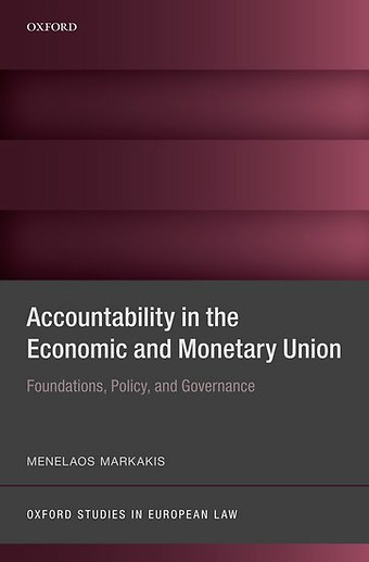 Accountability in the Economic and Monetary Union