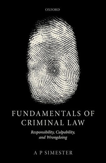 Fundamentals of Criminal Law
