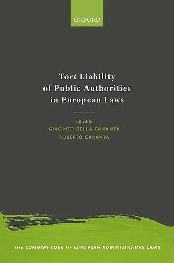 Tort Liability of Public Authorities in European Laws