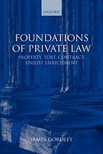 Foundations of Private Law
