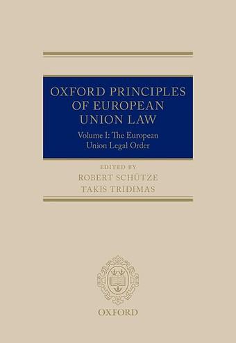 Oxford Principles of European Union Law