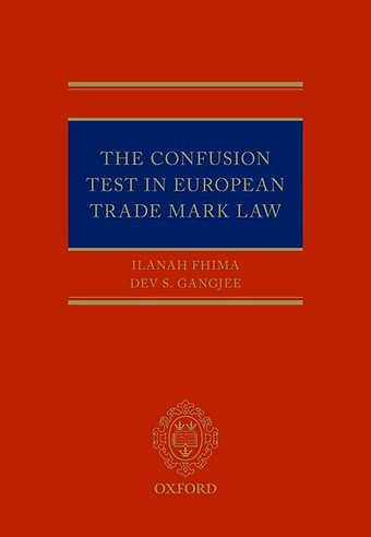 The Confusion Test in European Trade Mark Law