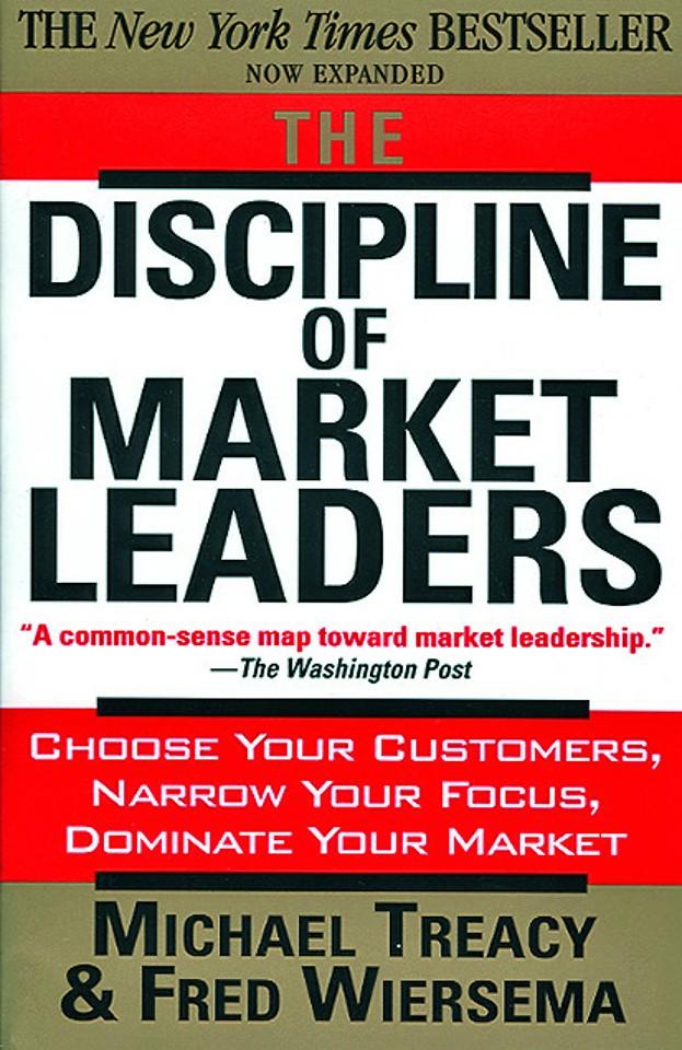 The discipline of marketleaders