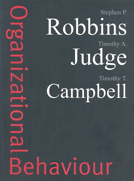 chapter 1 robbins judge pdf Chapter learning objectives after studying this chapter, you should be able to: –describe the three elements of motivation –identify four early theories of motivation and evaluate their.