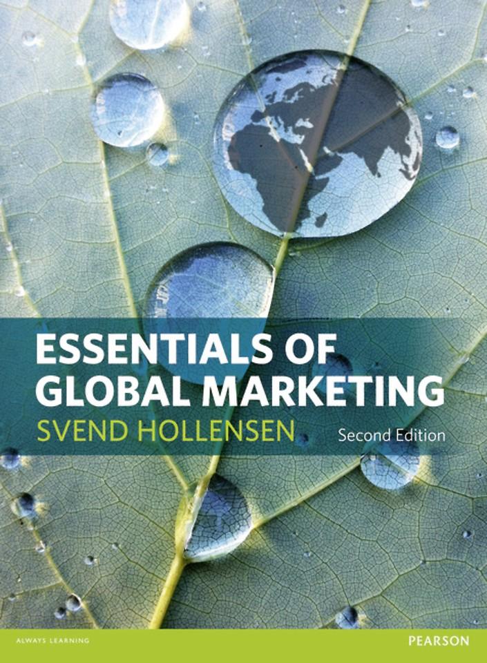 Essentials of Global Marketing