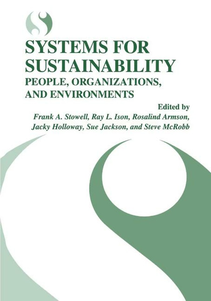Systems for Sustainability
