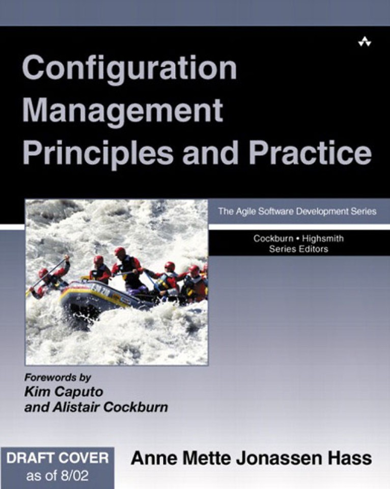 Configuration Management Principles and Practice