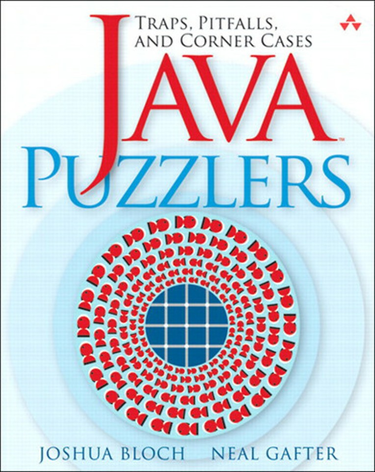 Java Puzzlers; Traps, Pitfalls, and Corner Cases